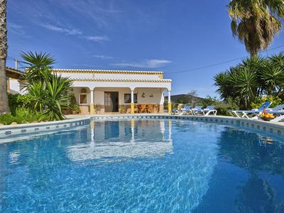 Photo for VILLA COLONIAL IBIZABEDS Swimmingpool, WIFI, air conditioning, barbecue
