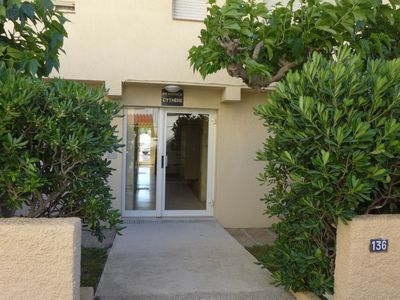 Photo for Apartment Cythère in Canet-Plage - 4 persons, 1 bedrooms