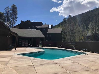 Photo for Charming Condominium in the heart of the Colorado Rockies