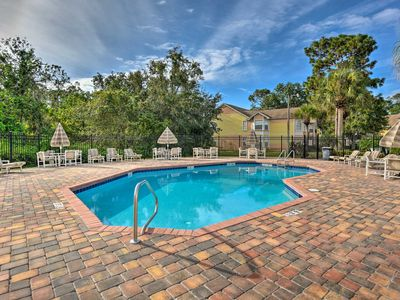 Photo for NEW Resort Condo w/Pool Access-5 Minutes to Disney