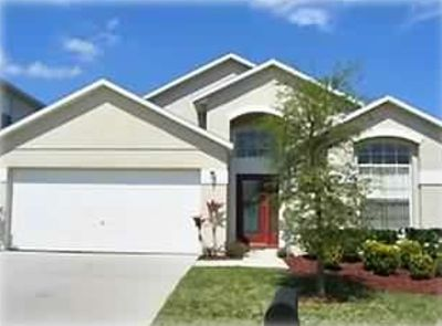 Photo for 4BR/3BA Villa with Pool & Game Room - 5 Min from Disney Complimentary Pool Heat