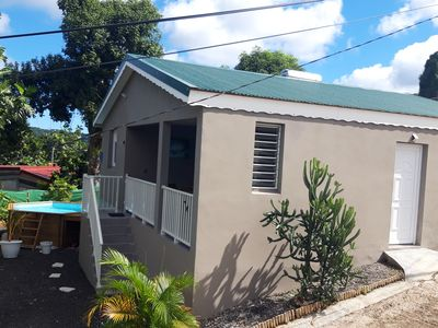 Photo for NEW SUITE COTTAGE F3 ANY COMFORT NEAR BEACH ANSE FIGUIER