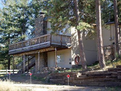 Photo for The Fir House - Vacation & Holiday Rental Home in Evergreen Co
