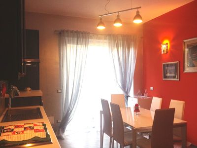 Photo for CASA BRUNO Apartment with private garden and parking