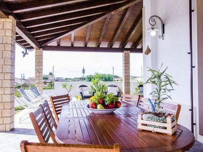 Photo for CaseSicule: Engioda, Lovely Provate Villa, with Big Veranda and BBQ and WIFI