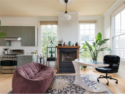 Photo for Upscale Modern Victorian with Views