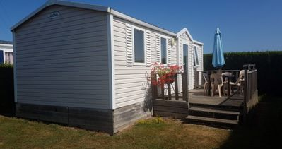Photo for Family mobile home - n ° 23 - 6 pers / 3 bedrooms