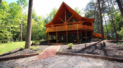 Photo for TIMBER RIDGE LODGE- 20-Person Family Friendly- Near Old Man's Cave