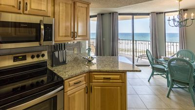 Photo for Phoenix V - unit 211 - New Owners! Beach Front Condo