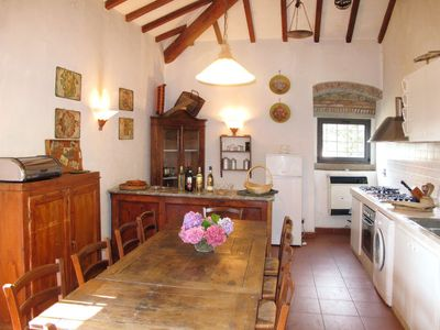 Photo for Vacation home San Leolino (RUF101) in Rufina - 22 persons, 10 bedrooms