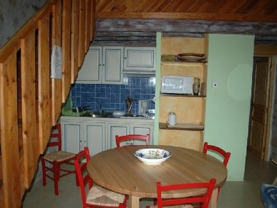 Photo for Rental cottage in the countryside near the chair-Dieu