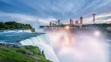 Goat Island, Niagara Falls, New York, United States of America