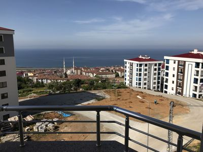 Photo for Luxiriouse 3 bedroom Apartment in Trabzon with sea veiw