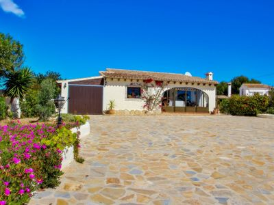 Photo for Nitike - holiday home with private swimming pool in Moraira