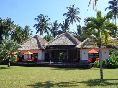 Photo for A paradise for 4-7 people, with pool, spa and staff, near Ubud.
