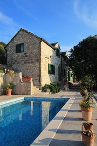 Photo for 3BR House Vacation Rental in Postira, Dalmatien