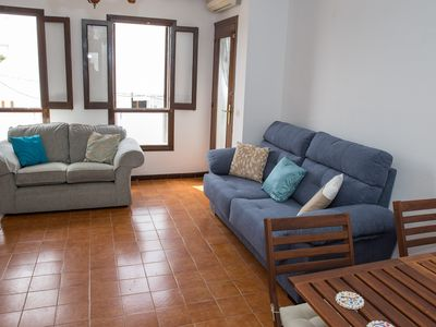 Photo for 3 bedroom apartment in near the Peublo mojacar