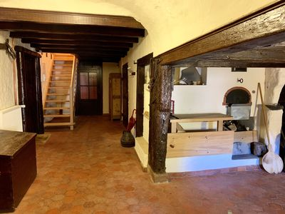 Photo for Traditional Vosges farmhouse with stunning views