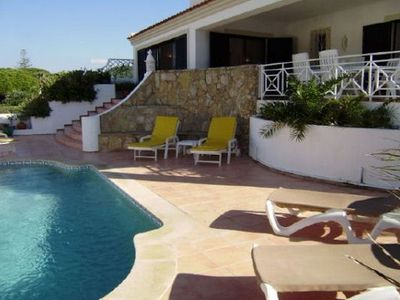 Photo for A refreshing and luxurious modern four bedroom villa, well decorated and beautifully furnished givin