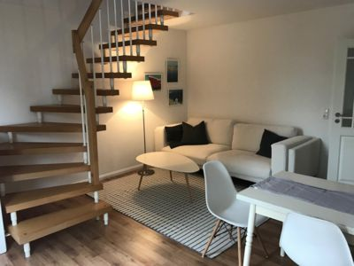 Photo for Duplex apartment near the beach with plenty of space