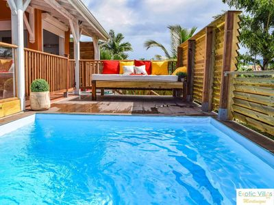 Photo for Villa Tropical with Swimming pool & near the beach