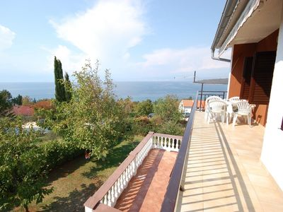 Photo for 2BR Apartment Vacation Rental in Krk Njivice