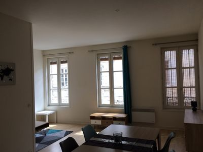 Photo for Historic downtown La Rochelle apartment