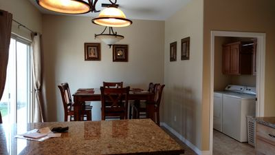 Photo for 1 Bedroom/1 Bath Home near town, beautifully furnished, jetted tub, pets welcome