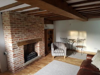 Photo for Cottage Barn Conversion 15 minutes from Lincoln and the Lincoln Wolds