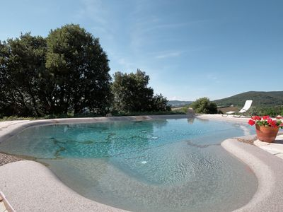 Photo for 4BR Farmhouse Vacation Rental in Volterra, Toscana