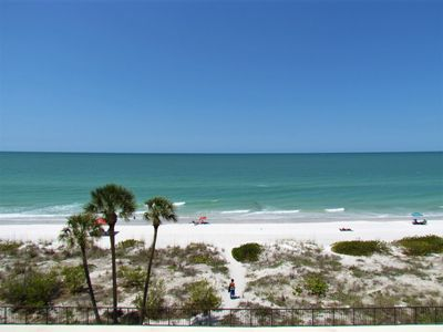 Photo for Beachfront Studio at Ocean Sands - Madeira Beach - Available for Summer!