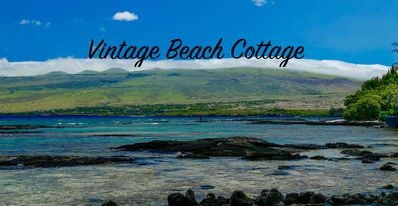 Photo for Vintage Beach Cottage  $215 *J,J &A *A/C fee optional, activated on arrival