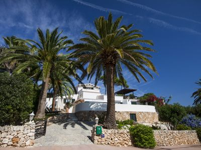 Photo for Delightful, Large Five Bedroomed Villa With Attractive Gardens and Private Pool