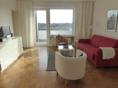 Photo for Sunny 2-room apartment near Uninähe, Kiel-Kronshagen