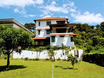 Photo for Ferringhi Hill Villa (Scenic with Private Pool, 30 beds)