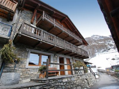 Photo for Apartment Epinel  in Cogne, Aosta Valley - 5 persons, 1 bedroom