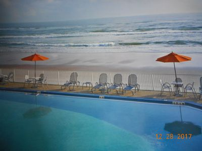Photo for 1 Bedroom Oceanfront*