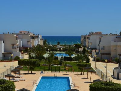 Photo for Holiday apartment Vera Playa for 1 - 2 persons with 1 bedroom - Holiday apartment