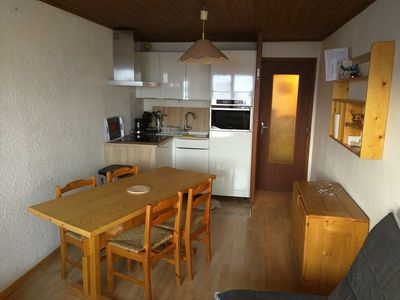 Photo for APARTMENT 3 ROOMS ALPE D'HUEZ CENTER STAITON