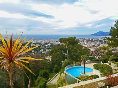 Photo for Cannes Splendid Bay View - Le Capeou