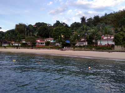 Photo for House front to the sea, Praia do Café Condominium, Angra dos Reis