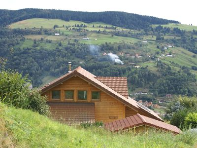 Photo for Spacious chalet at 3 km from the ski slopes