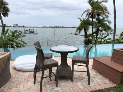 Photo for WATERFRONT HOME WITH PRIVATE GUEST ROOM WITH PRIVATE ENTRANCE AVAILABLE