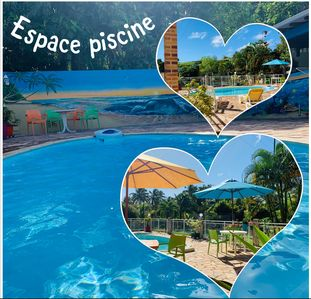 Photo for Gite 1 O Heart of Tropics ... Give yourself the vacation you deserve!