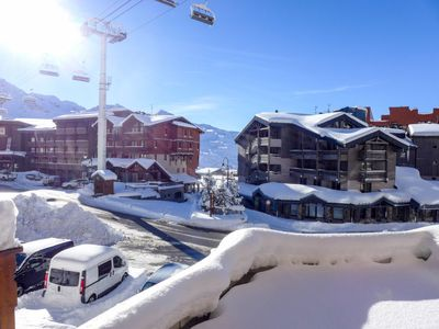 Photo for Apartment Les Eterlous in Val Thorens - 4 persons, 1 bedrooms