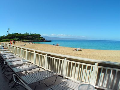Photo for WOW! 2 BR NEW KITCHEN  * KAANAPALI BEACH * 1500 sq ft