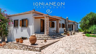 Photo for Quietly located in the olive grove, close to the sea and only 32 km from Olympia.