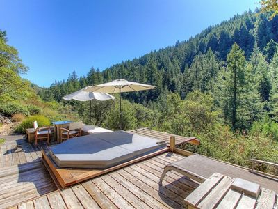 Photo for Vacation Home St. Helena/Calistoga/Napa/Sonoma Wine Country