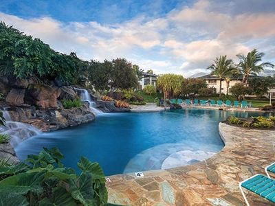 Photo for One of the best resorts in Kauai!