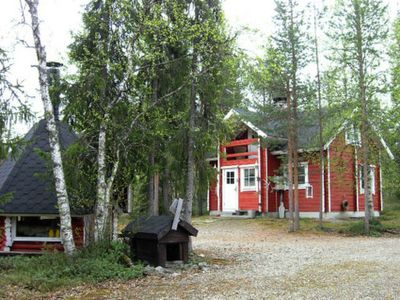 Photo for Vacation home Jo vain in Sodankylä - 6 persons, 2 bedrooms